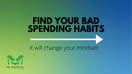 Find your bad spending habits